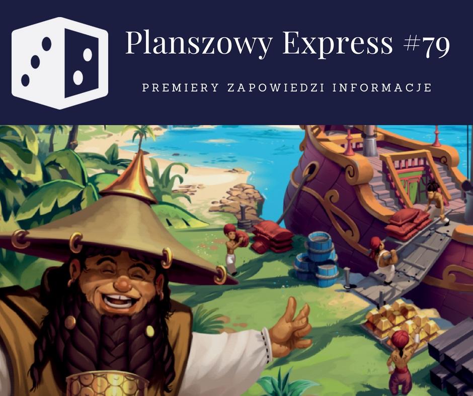 Planszowy Express 79 Planszowy Express #79