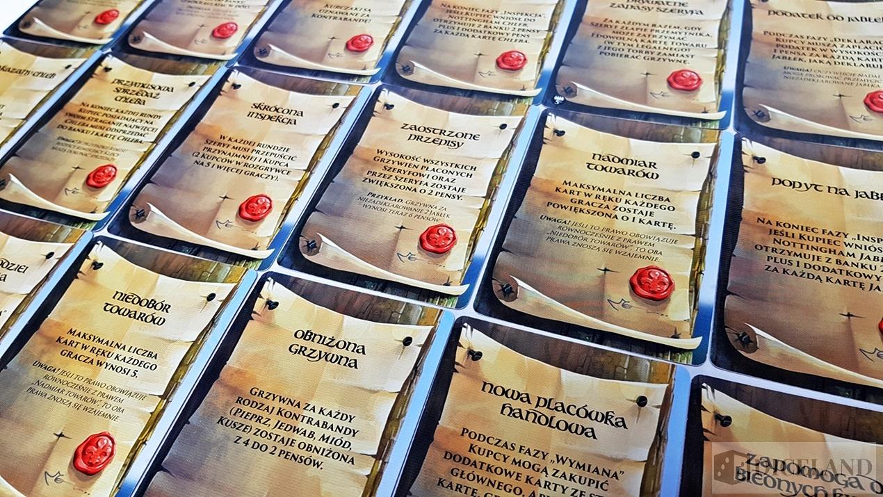 Wesoła Kampania 14 Recenzja #139 Szeryf z Nottingham: Wesoła Kompania