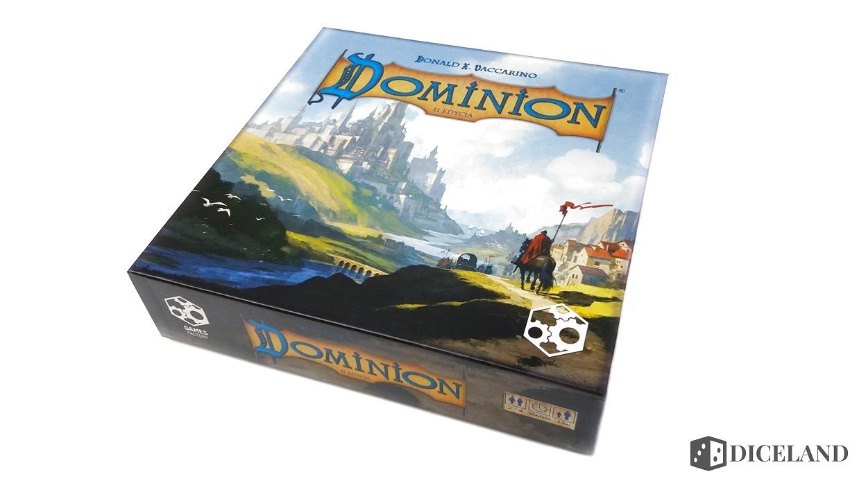 Dominion 2 edycja 1 Recenzja #159 Dominion (Druga Edycja)