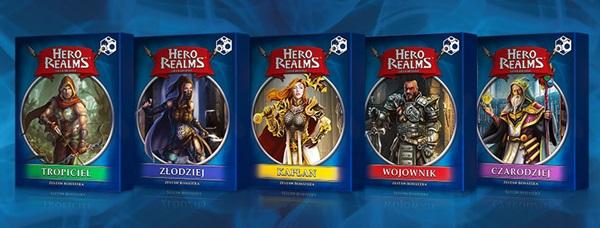 Hero Realms dodatki Planszowy Express #80