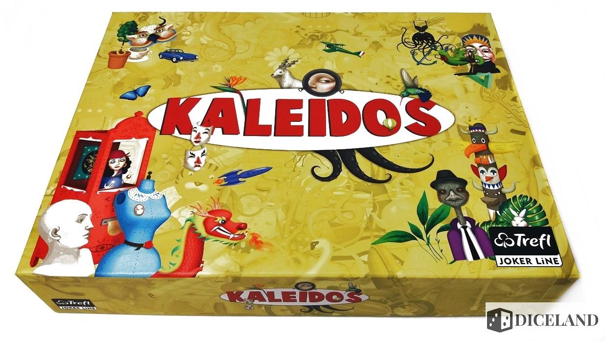 Kaleidos 1 Recenzja #158 Kaleidos