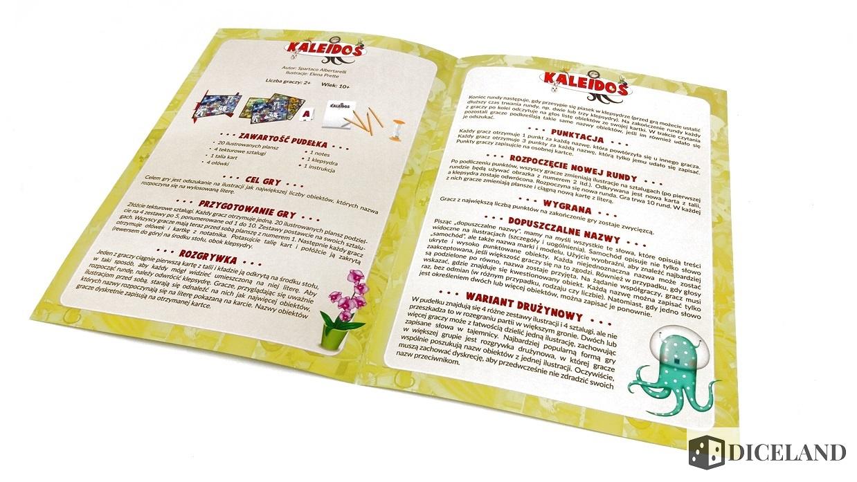 Kaleidos 2 Recenzja #158 Kaleidos