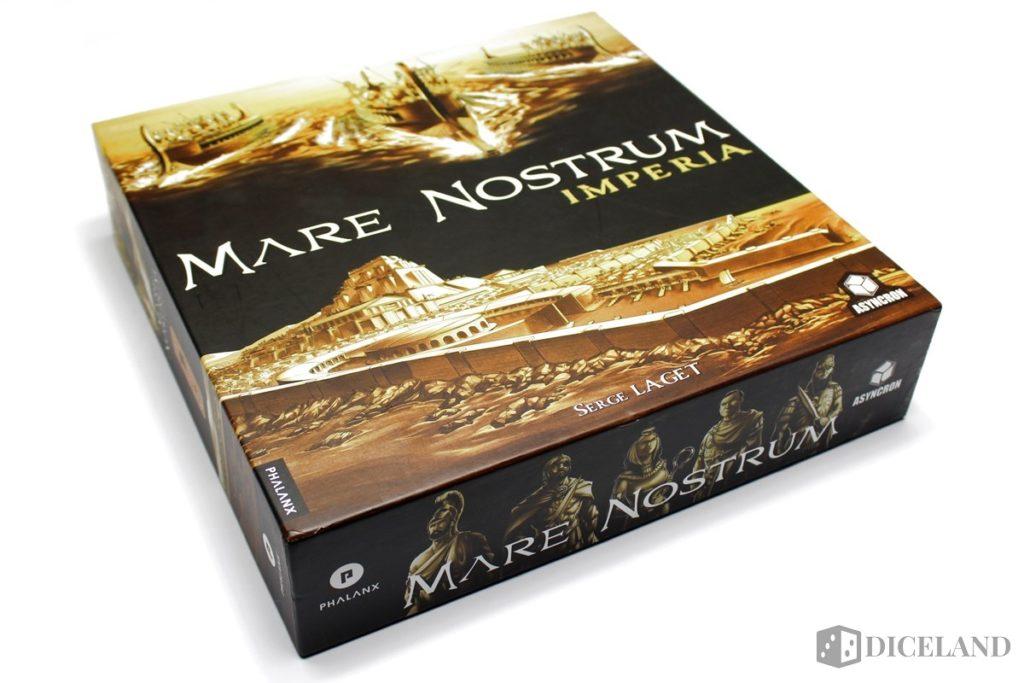 Mare Nostrum 1 1024x683 Recenzja #143 Mare Nostrum: Imperia