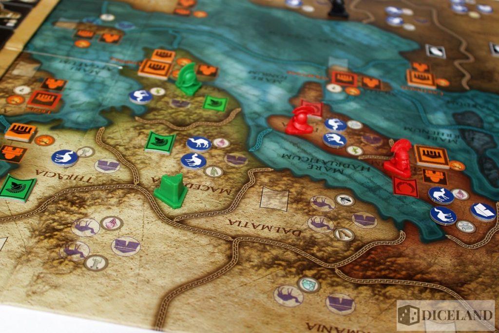 Mare Nostrum 17 1024x683 Recenzja #143 Mare Nostrum: Imperia