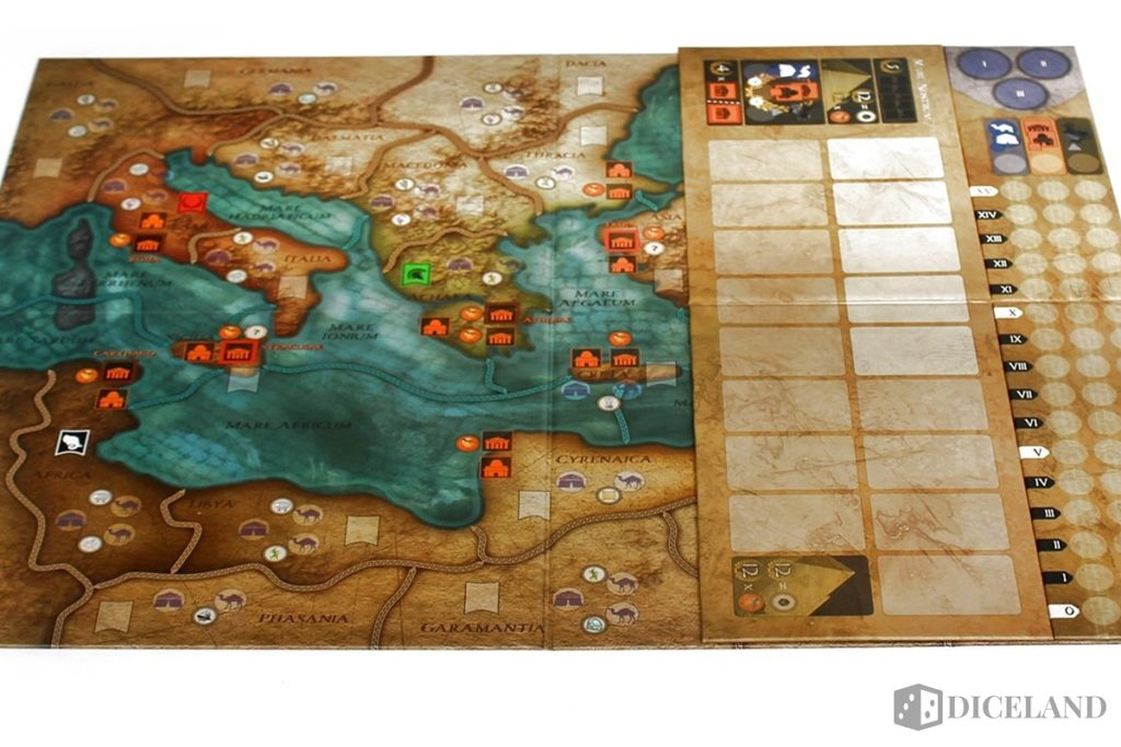 Mare Nostrum 22 1024x683 Recenzja #143 Mare Nostrum: Imperia