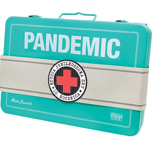 Pandemic Anniversary Planszowy Express #80