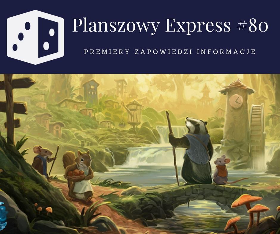 Planszowy Express 80 Planszowy Express #80