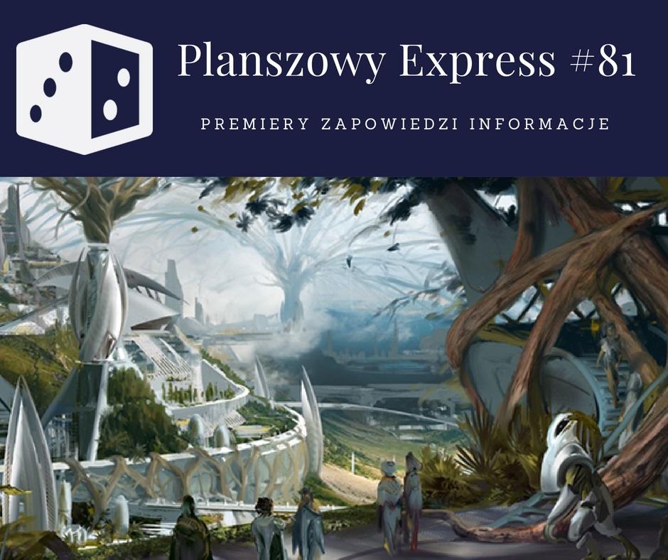Planszowy Express 81 Planszowy Express #81