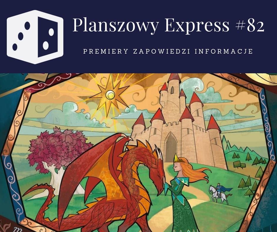 Planszowy Express 82 Planszowy Express #82