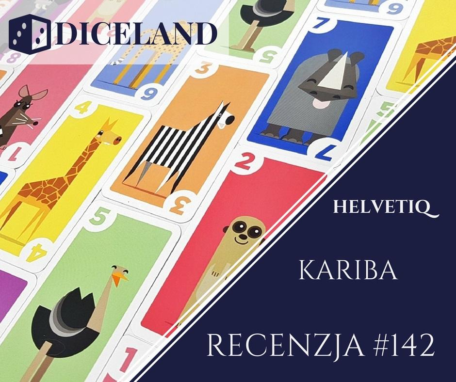 Recenzja 142 Recenzja #142 Kariba