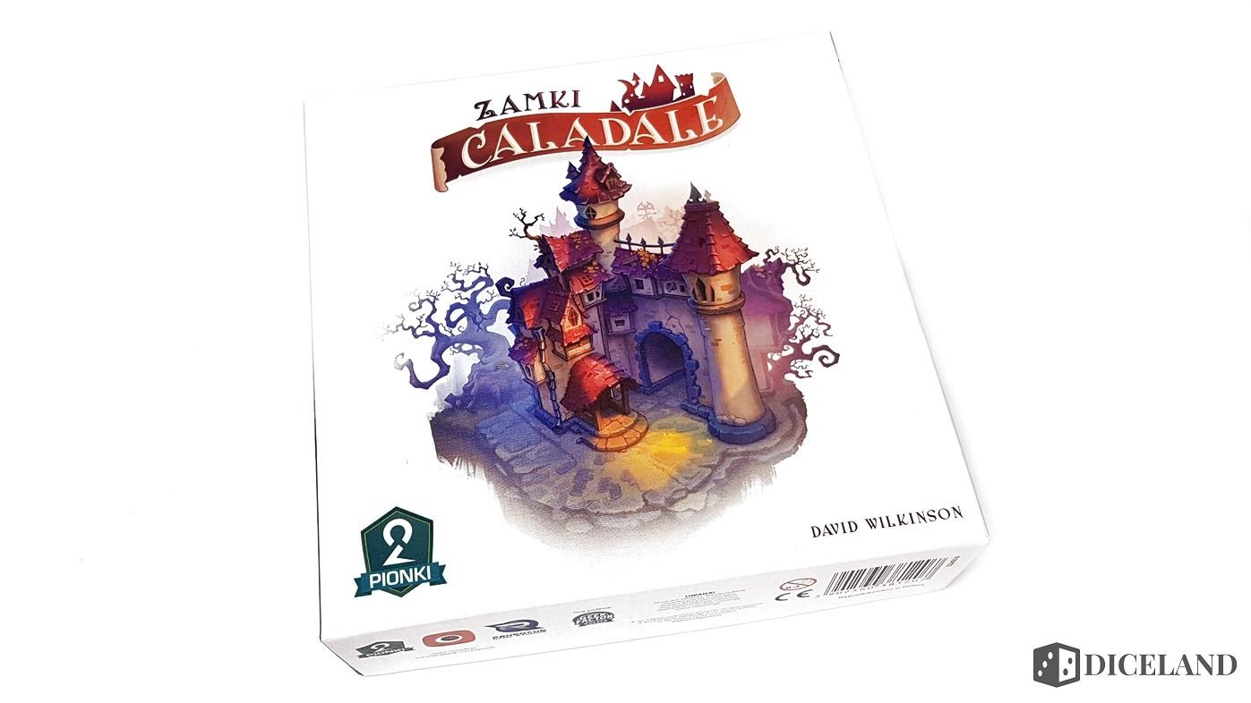 ZamkiCaladale 1 Recenzja #145 Zamki Caladale