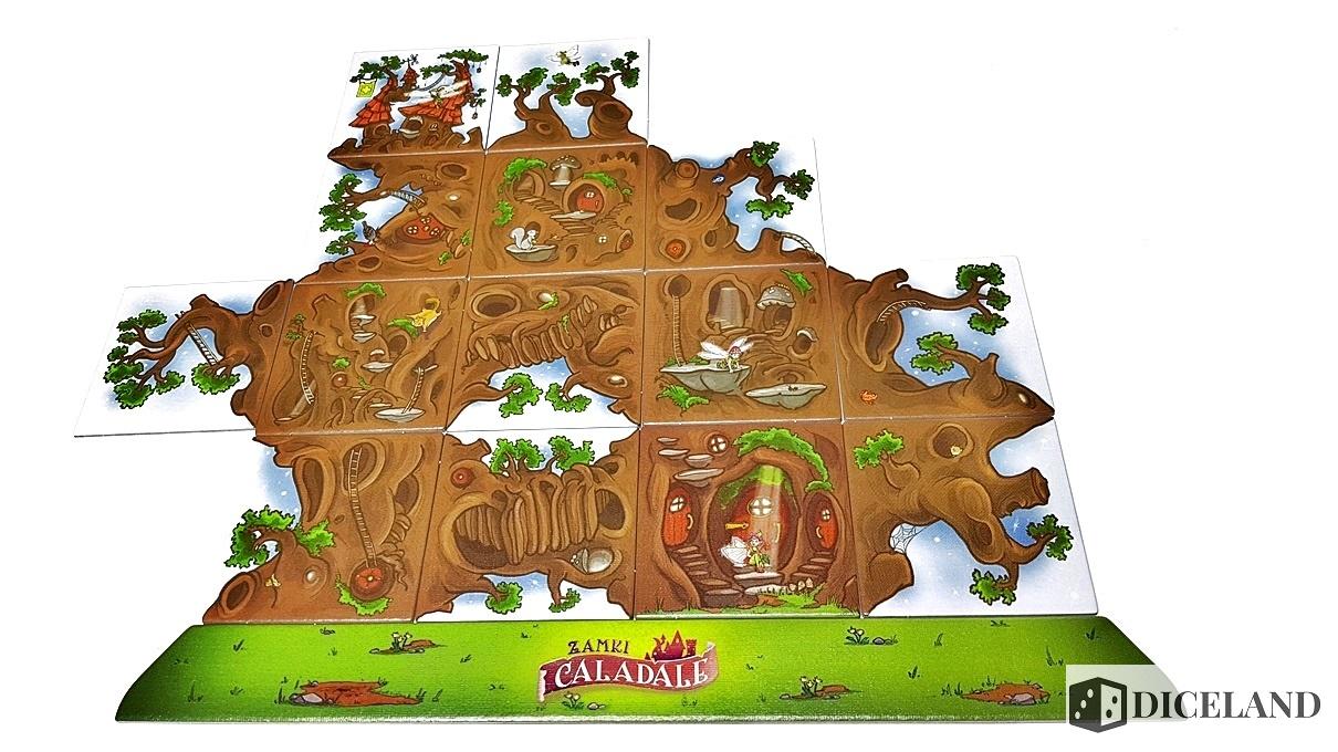 ZamkiCaladale 14 Recenzja #145 Zamki Caladale