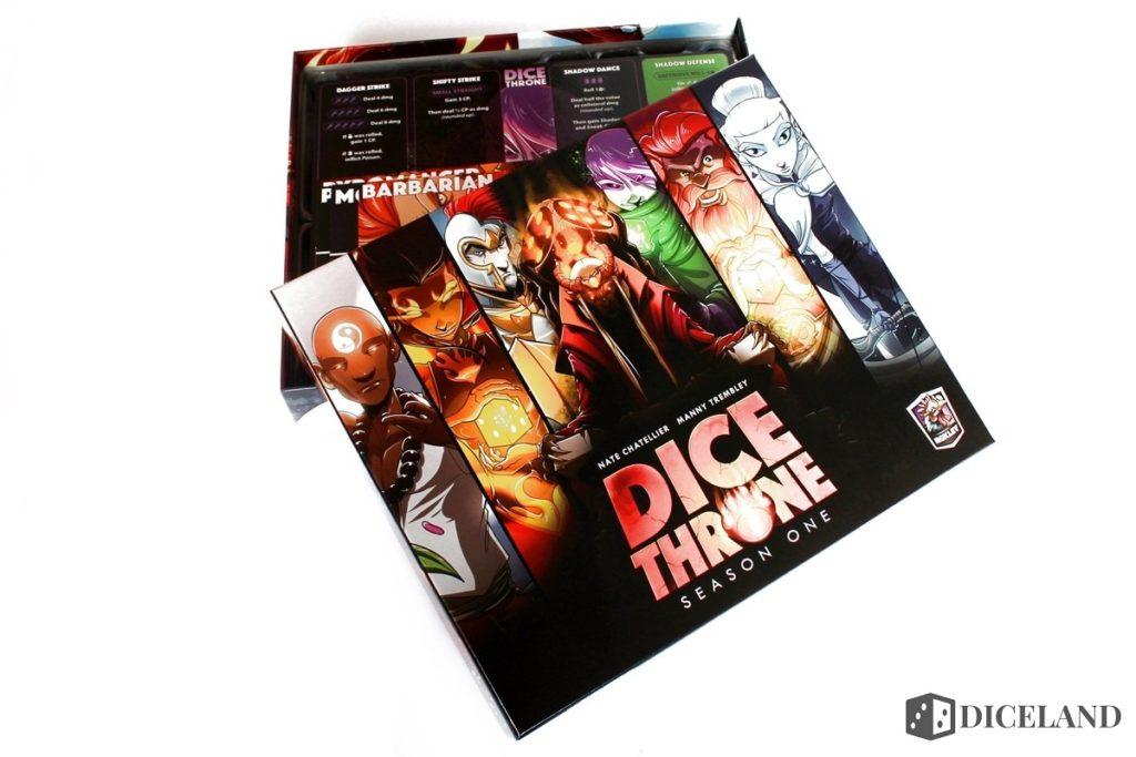 Dice Throne 28 1024x683 Recenzja #150 Dice Throne Season One