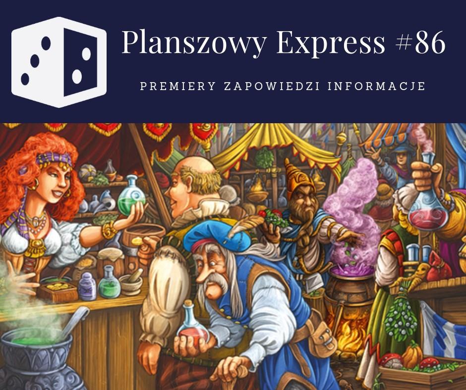 Planszowy Express 86 Planszowy Express #86