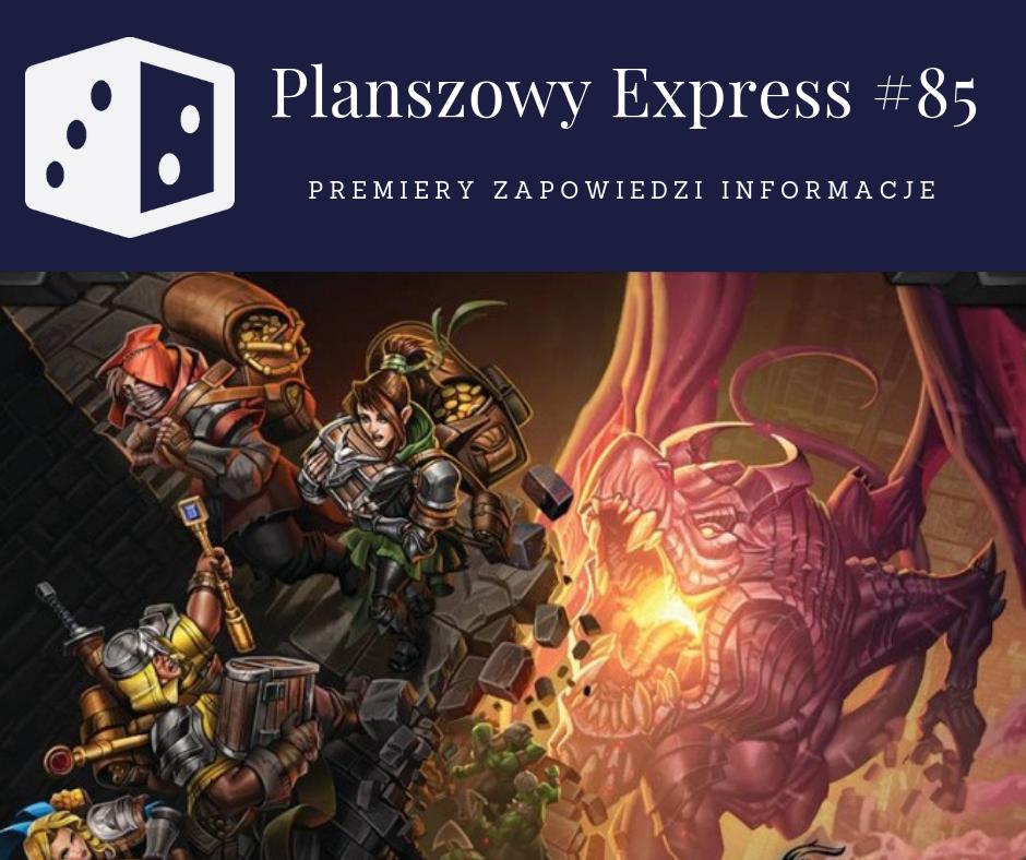 Planszowy Express Planszowy Express #85