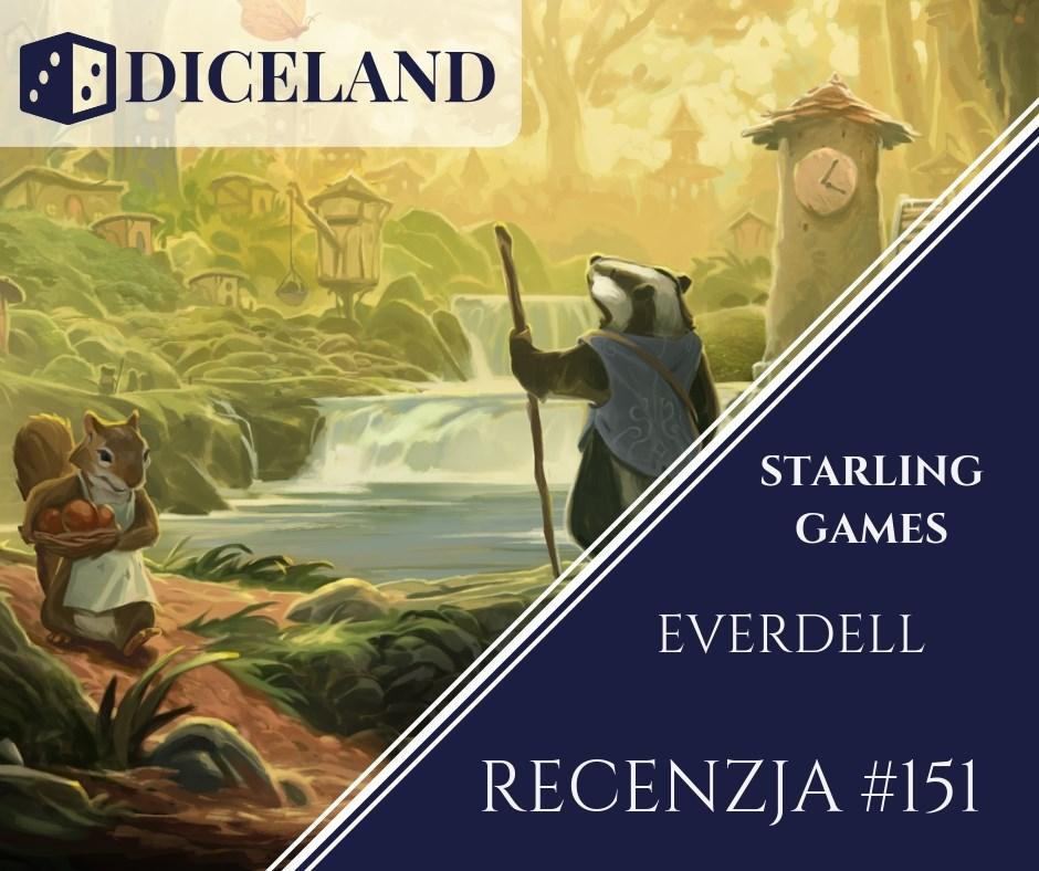 Recenzja 151 Recenzja #151 Everdell