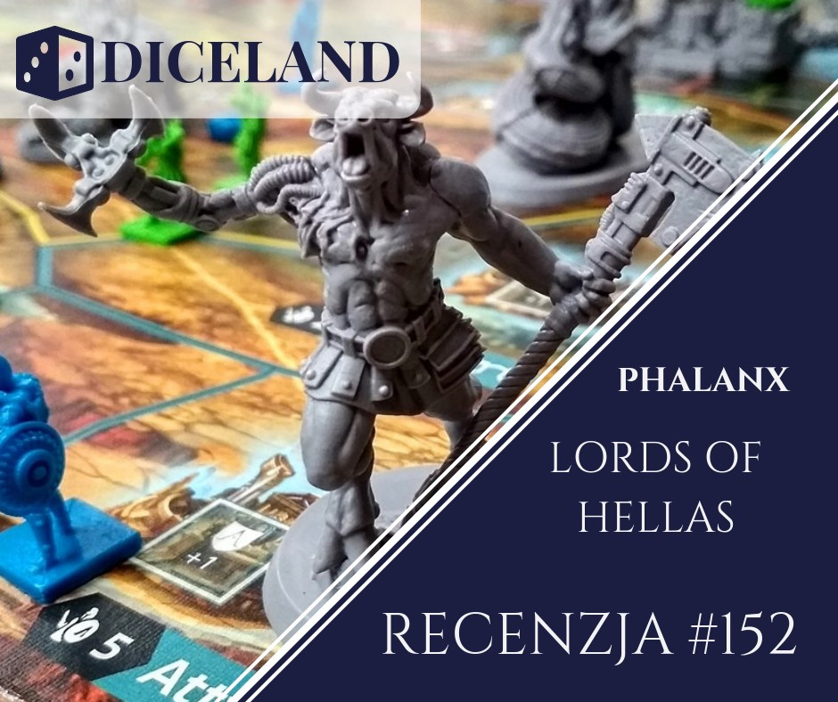 Recenzja 152 Recenzja #152 Lords of Hellas