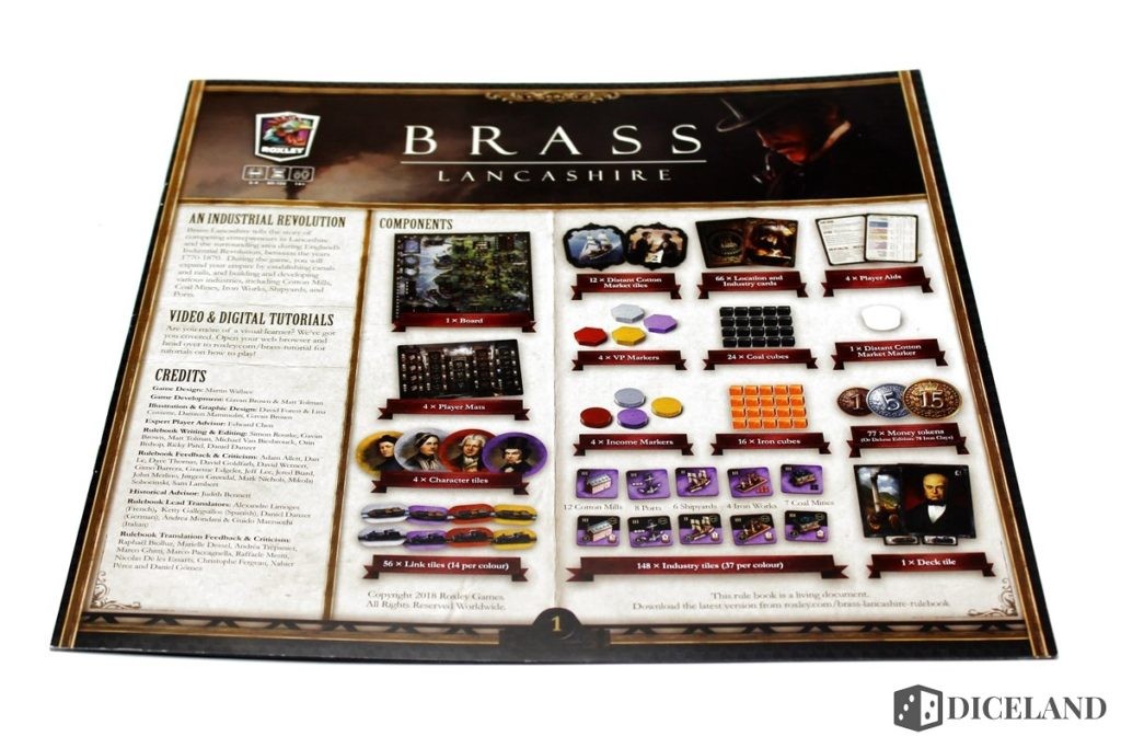 Brass Lancashire 19 1024x683 Recenzja #157 Brass: Lancashire