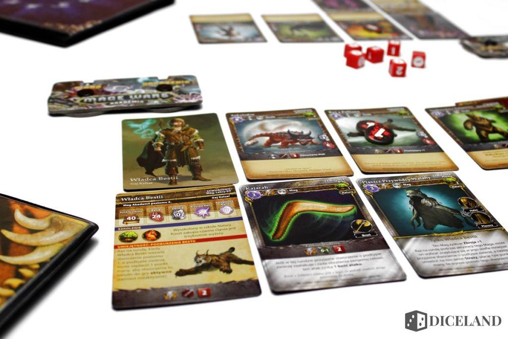 Mage Wars Akademia 1 1024x683 Recenzja #160 Mage Wars Akademia