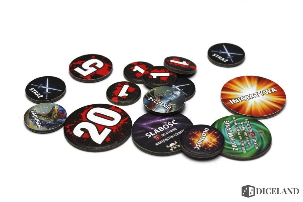 Mage Wars Akademia 11 1024x683 Recenzja #160 Mage Wars Akademia