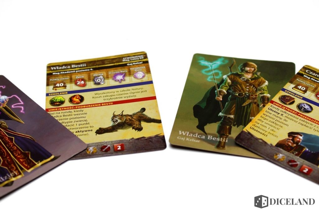 Mage Wars Akademia 18 1024x683 Recenzja #160 Mage Wars Akademia