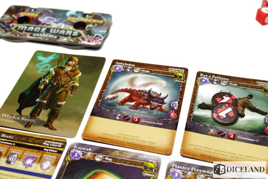 Mage Wars Akademia 2 1024x683 Recenzja #160 Mage Wars Akademia
