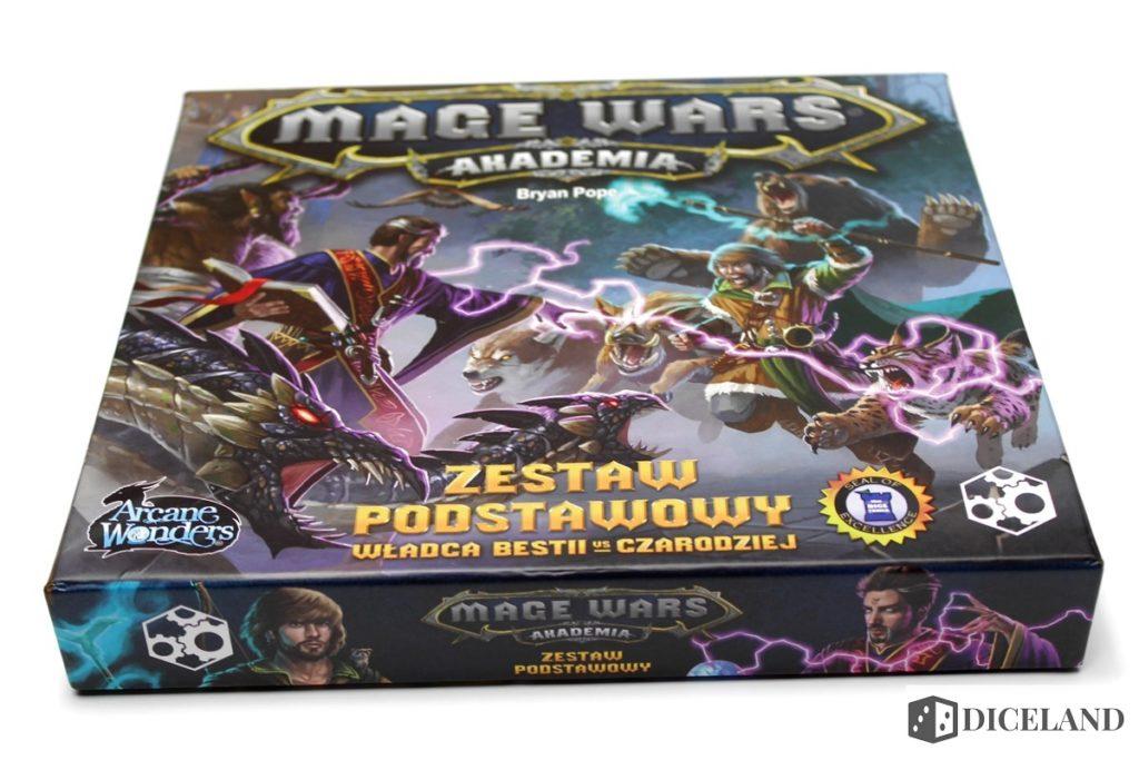 Mage Wars Akademia 21 1024x683 Recenzja #160 Mage Wars Akademia