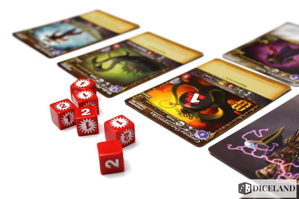 Mage Wars Akademia 3 1024x683 Recenzja #160 Mage Wars Akademia