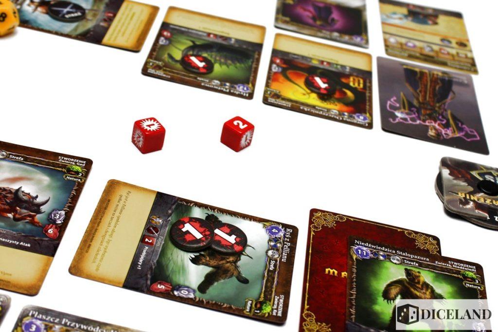 Mage Wars Akademia 5 1024x683 Recenzja #160 Mage Wars Akademia