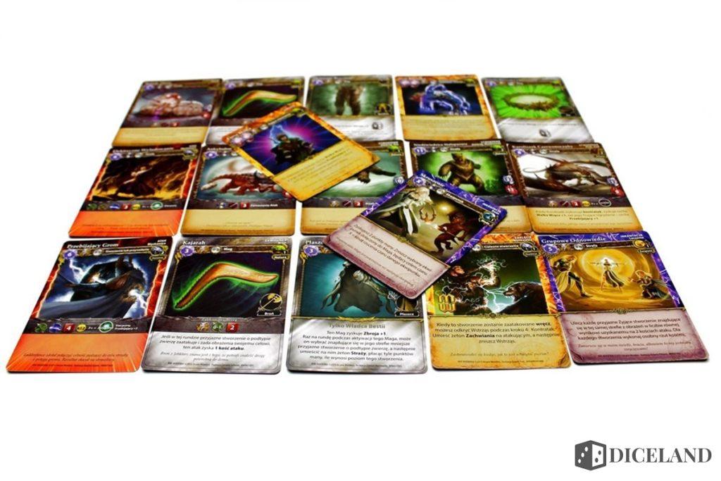 Mage Wars Akademia 7 1024x683 Recenzja #160 Mage Wars Akademia