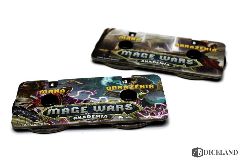 Mage Wars Akademia 9 1024x683 Recenzja #160 Mage Wars Akademia