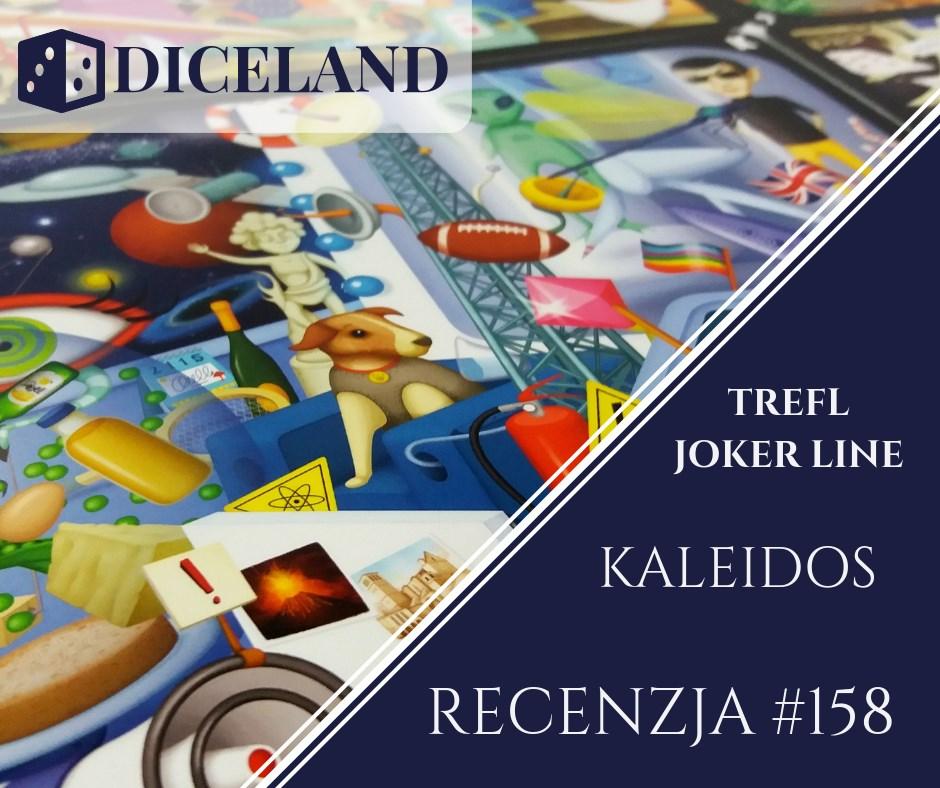 Recenzja 158 Recenzja #158 Kaleidos