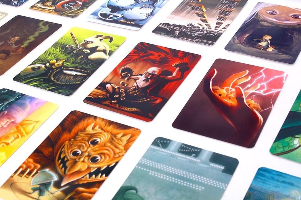 rebel gra karciana imprezowa dixit edycja jubileuszowa karty1 Planszowy Express #87
