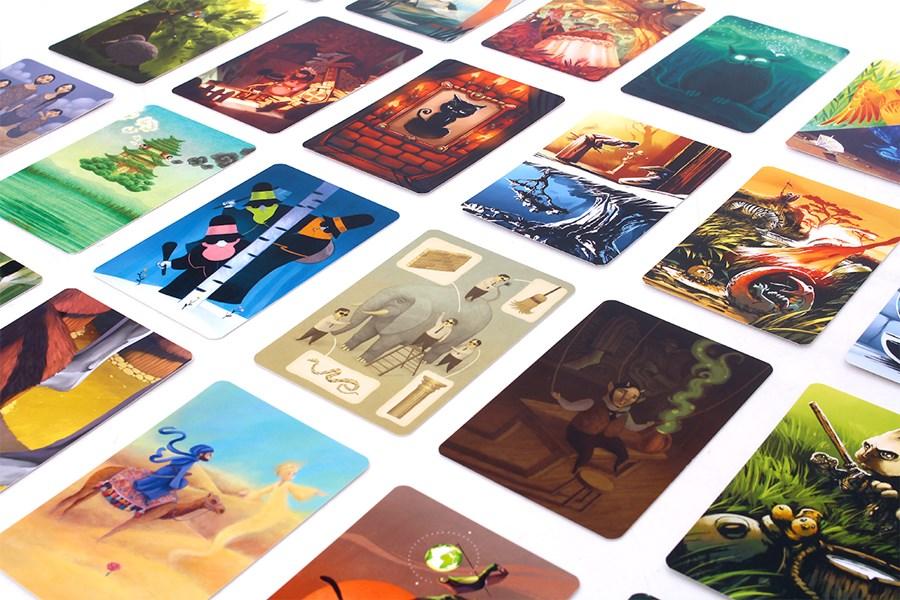 rebel gra karciana imprezowa dixit edycja jubileuszowa karty2 Planszowy Express #87