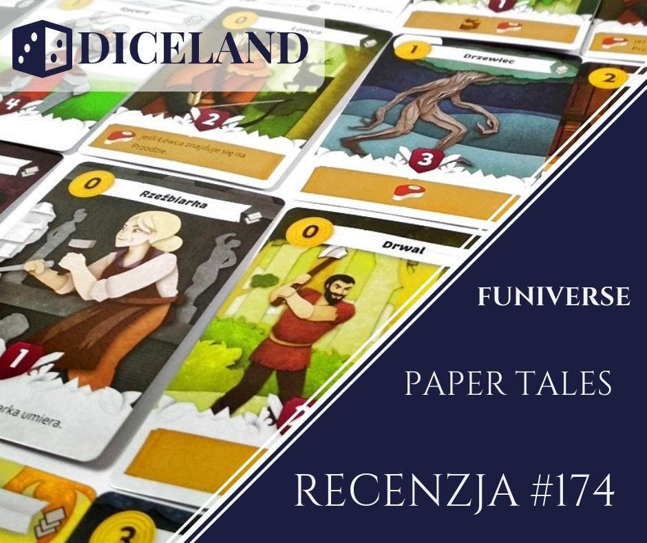Recenzja 174 Recenzja #174 Paper Tales