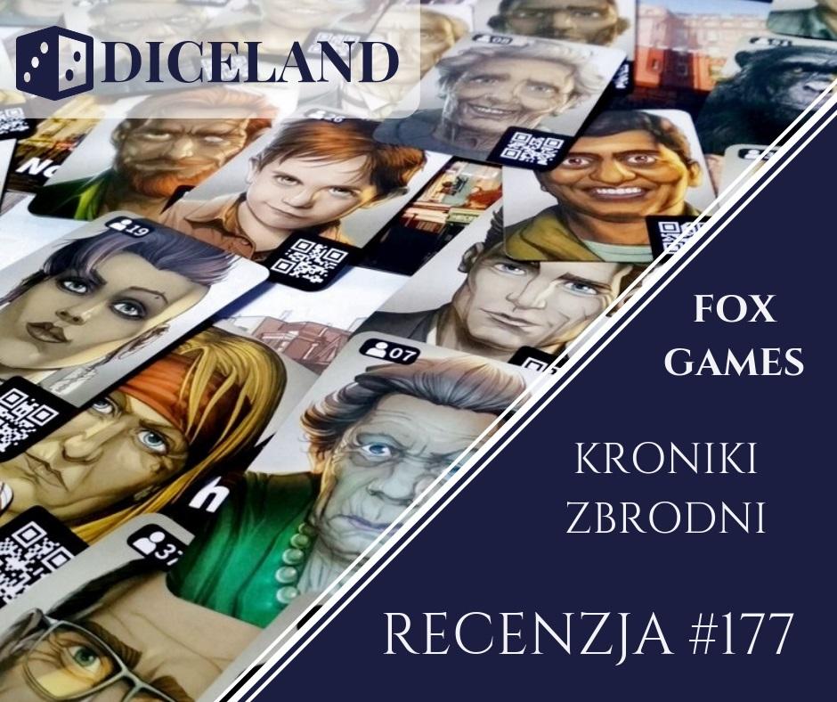 Recenzja 177 Recenzja #177 Kroniki Zbrodni