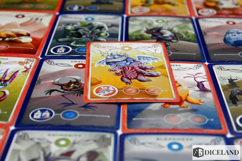 Cerebria Card Games 3 1024x683 Recenzja #184 Cerebria: The Card Game