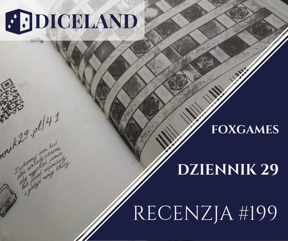 Recenzja 199 Recenzja #199 Dziennik 29