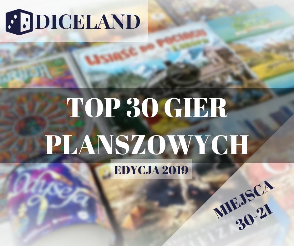 Top30 cz1 logo Top 30 gier planszowych   Edycja 2019   miejsca od 30 do 21