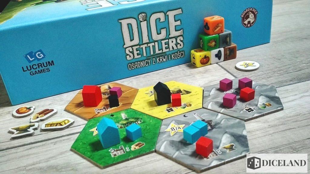 Dice Settlers 5 1024x576 Recenzja #209 Dice Settlers: Osadnicy z Krwi i Kości