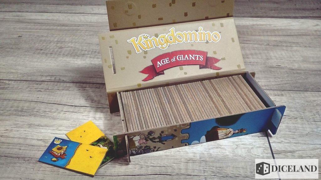 Era Gigantów 13 1024x576 Recenzja #211 Kingdomino: Era Gigantów