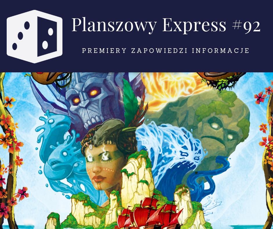 Planszowy Express 92 Planszowy Express #92