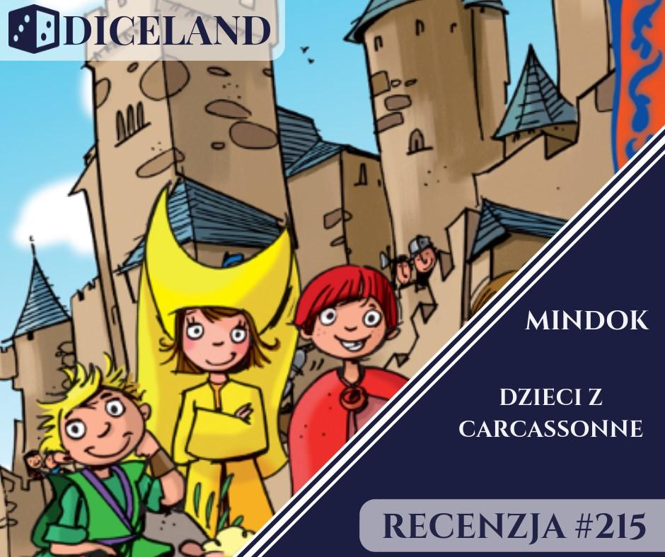 Recenzja 215 1 Recenzja #215 Dzieci z Carcassonne