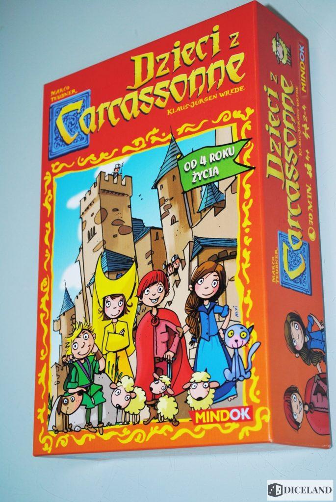 dzieci1 685x1024 Recenzja #215 Dzieci z Carcassonne