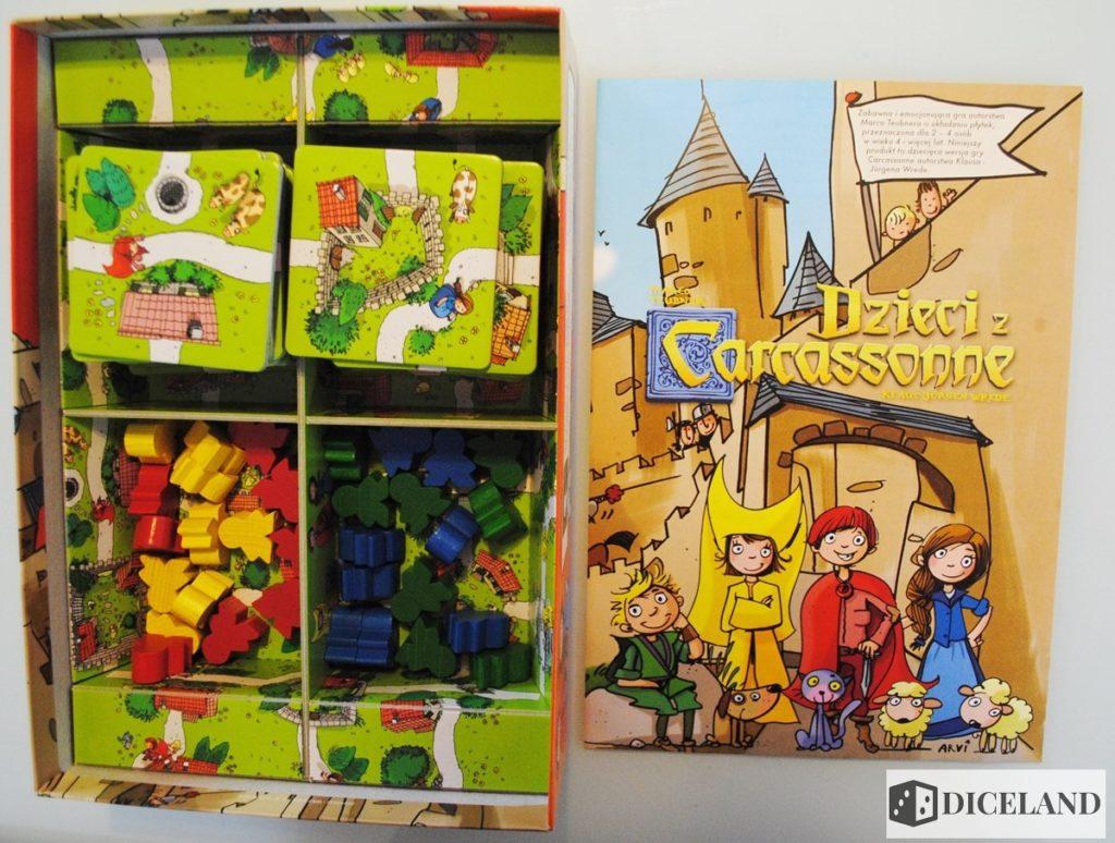 dzieci4 1024x774 Recenzja #215 Dzieci z Carcassonne