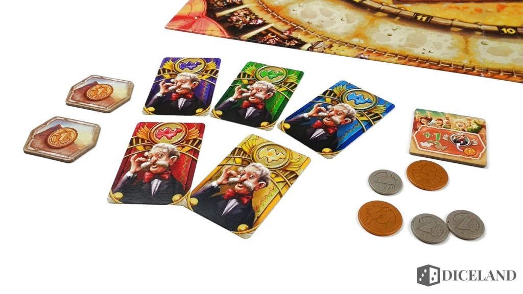 Camel Up 12 1024x576 Recenzja #233 Camel Up