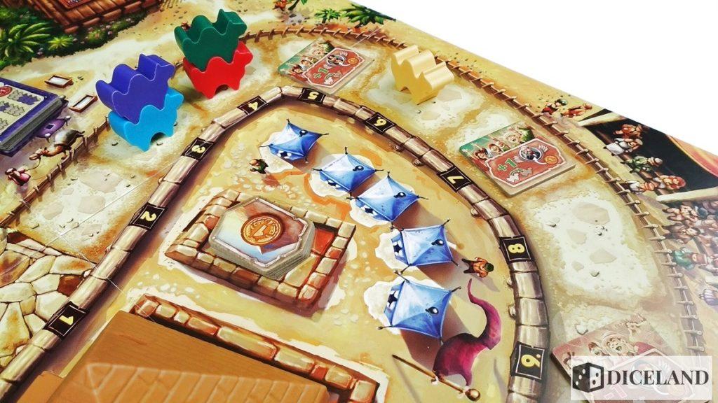 Camel Up 14 1024x576 Recenzja #233 Camel Up