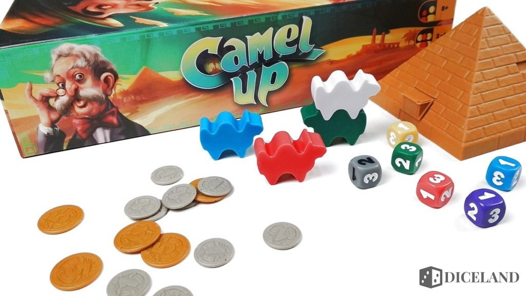 Camel Up 17 1024x576 Recenzja #233 Camel Up