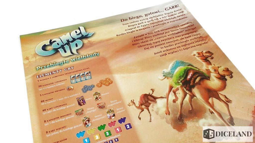 Camel Up 2 1024x576 Recenzja #233 Camel Up