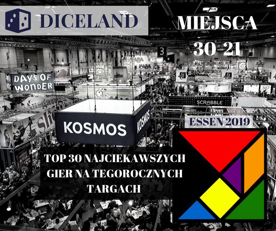Essen 2019 Top 30 najgorętszych gier na Essen   Edycja 2019   miejsca od 30 do 21